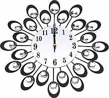 TTaceb Wall Clocks Kitchen Clock Radio Controlled