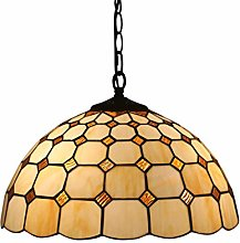 TTFFTT Tiffany Style Pendant Lights Led Ceiling