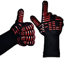 TTLIFE 932°F Extreme Heat Resistant Gloves Set of