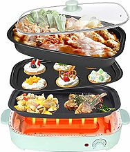 TTLIFE Multifunctional Portable Electric Grill 3