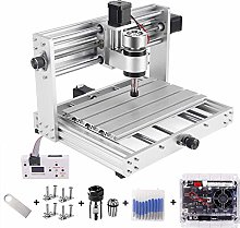 TTLIFE Upgrade CNC 3018Pro Max Engraver with 200W