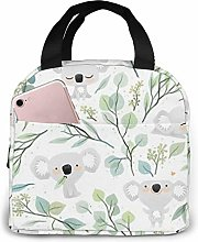 TTmom Koala and Eucalyptus Pattern Portable