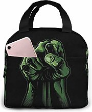 TTmom Lunch Bag Tote Hulk Lunchbox Insulated Lunch