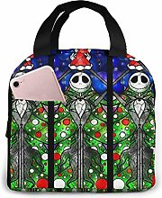 TTmom Lunch Bag Tote Nightmare Before The