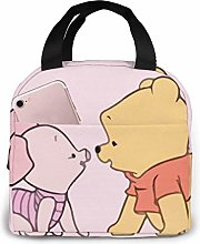 TTmom Lunch Bag Tote Winnie The Pooh with Pig