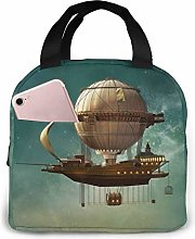 TTmom Steampunk Airship Fairy Stardust Space Lunch
