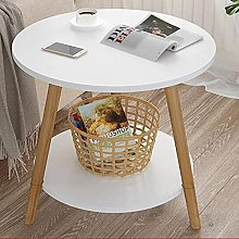TTWUJIN Desk Niture Modern Minimalist Mini Coffee