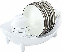 TTXP Plastic drain dish rack sink cupboard kitchen