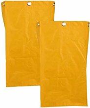 Tubayia Pack of 2 Waterproof Laundry Bag Laundry
