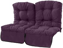 Tufted 2 Seater Garden Sofa Cushion Sol 72 Outdoor