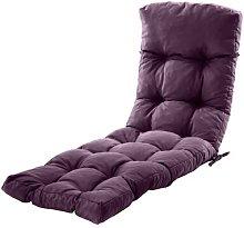 Tufted Reclining Sun Lounger Cushion Sol 72