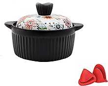 TUHFG Ceramic cooking pot Healthy Pot Cooking Pot