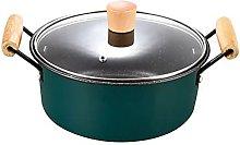TUHFG Ceramic cooking pot Stock Pot,Nonstick Soup