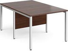 Tully Bench Back 2 Back Desk 100wx160dx73h (cm)