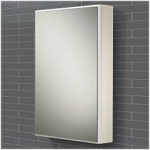 Tulsa Mirrored Bathroom Cabinet 700mm H x 500mm W