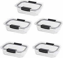 Tuneway Leak-Proof Food Storage Set 1.3 Cup Pet