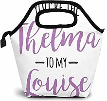 TUOFUBAGS You're The Thelma To My Louise