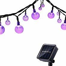 Tuokay, Solar Garden Lights, Outdoor Fairy Lights