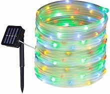 Tuokay, Solar Garden Lights, Outdoor Rope Lights,