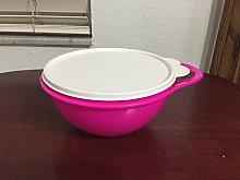 Tupperware 6 Cup Thatsa Mini Bowl in Electric Hot