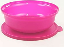 Tupperware Aloha Bowl 1 L dark pink