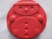 Tupperware (C) Silicone Snowman (Tin)