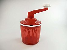 TUPPERWARE E19 Speedy Chef red