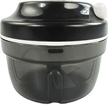 TUPPERWARE Herb Chopper black