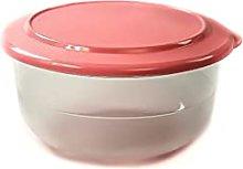 Tupperware Preludio Bowl 2,1L rose transparent C23