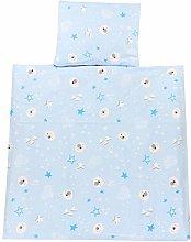 TupTam Baby Pram Crib Bedding Set Duvet and Pillow