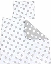 TupTam Baby Pram Crib Bedding Set Duvet and Pillow