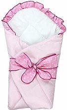 TupTam Baby Swaddle Blanket Padded Wrap with Deco