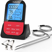 TURATA Wireless Remote Kitchen Cooking Meat