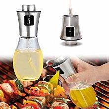 Turbobm 200ml Oil Sprayer Dispenser,Vinegar