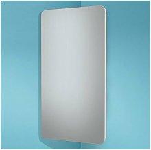 Turin Mirrored Bathroom Cabinet 600mm H x 300mm W