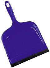 Turk 51116 Metal Dustpan with Lip, Assorted Colour