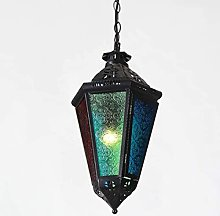 Turkish Moroccan pendant lamp - Mosaic - Handmade