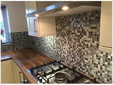 Tuscon Small Mosaic Tile Sheet 300mm x 300mm -
