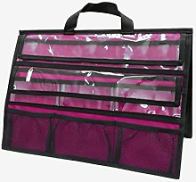 Tutto Pink Tool Easel, Acrylic, Multicolour,