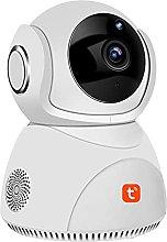Tuya Smart 1080P IP Camera, Wireless WiFi 2MP PTZ