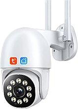 Tuya Smart Life 5MP 5X Zoom IP Camera, WiFi PTZ