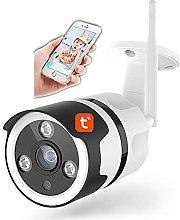 Tuya WiFi IP Camera, 1080P Night Vision Home