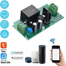 Tuya WiFi Smart Switch 10A/2200W Wireless Remote