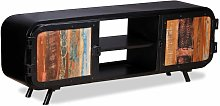 TV Cabinet Reclaimed Wood 120x30x45 cm