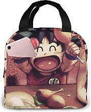 Tv Dragon Dragon Ball Food Insulated Lunch Bags