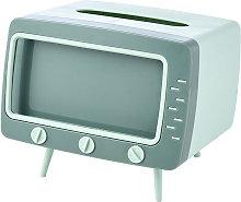 TV handkerchief box, storage box for domestic