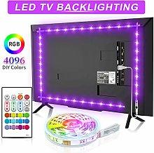 TV LED Backlights, Bason 5050 RGB Led Strip Light