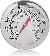 TW Instant Read Stainless Steel Thermometer BBQ