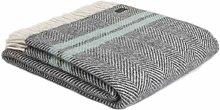Tweedmill Textiles Fishbone Throw Sofa Bed Blanket