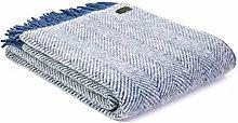 Tweedmill Textiles Herringbone Knee Rug Blanket